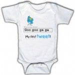 My first tweet Bodysuit