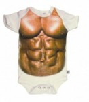 Muscle Man Bodysuit