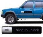 magnet slide to unlock
